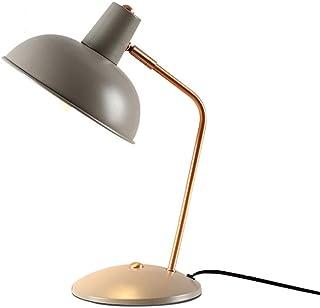Lámparas de escritorio Metal lámpara de escritorio, lámpara de mesa de hierro, lámparas Eye Study-El cuidado de escritorio for el dormitorio, sala de estudio y dormitorio Oficina de cabecera Lámpara d