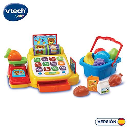 VTech- Caja registradora supermercado...