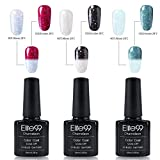 Elite99 thermo nagellack UV nagellack gel shellac...