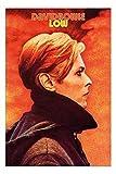 David Bowie Low Album Cover Poster Maxi 91,5 X 61cm (36 24