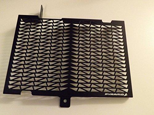 Pyramide Plastique pour Suzuki DL 650 V-Strom XT Radiateur Garde Noir Mat 2012> | 520001A