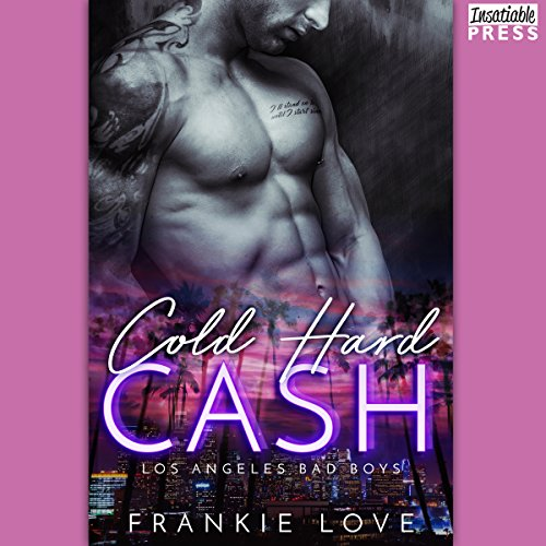 Cold Hard Cash audiobook cover art