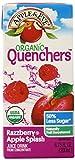Apple & Eve Organic Quenchers, Razzberry Apple Splash, 6.75 Fluid-oz., 40 Count