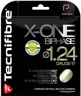 Tecnifibre X-ONE Biphase Tennis String Set