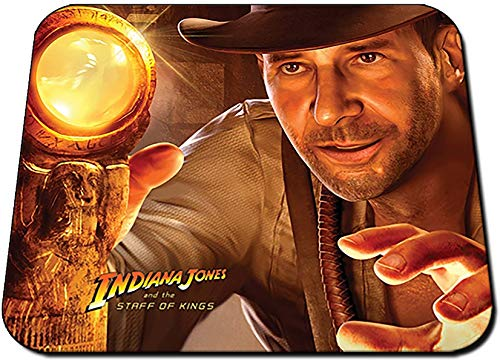 Indiana Jones and The Staff of Kings Alfombrilla Mousepad PC