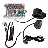 Nikou Electric Scooter Parts - Skateboard Motherboard Controller, ESC Circuit Kit Scooter Switching Power for X-M m365 Electric Scooter
