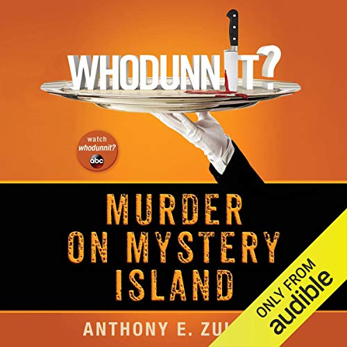 Whodunnit?: Murder on Mystery Island cover art