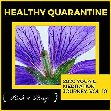 Healthy Quarantine - 2020 Yoga & Meditation Journey, Vol. 10