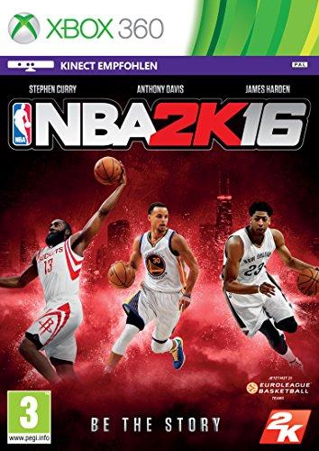 NBA 2K16 [AT Pegi] - [Xbox 360]