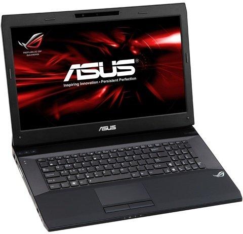 Asus G73SW G73 series, 2000 MHz, Intel Core i7, i7-2630QM, Intel HM65, 6 MB, 1000 GB