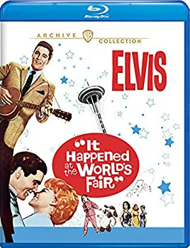 It Happened at the World s Fair [Blu-ray]