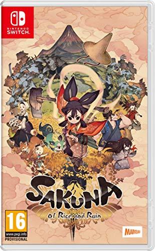 Sakuna Of Rice and Ruin - Nintendo Switch - Nintendo Switch [Importación francesa]
