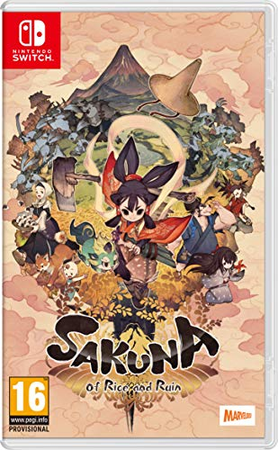 Sakuna Of Rice and Ruin (Nintendo Switch)