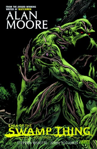 Saga of the Swamp Thing: Book Three (English Edition)