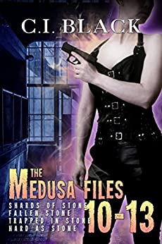 The Medusa Files Collection: Books 10, 11, 12, and 13 by [C.I. Black]