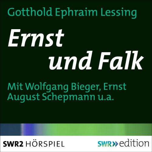 Ernst und Falk audiobook cover art