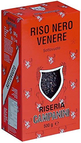 Campanini Italienischer Nero Venere Reis, 500 g