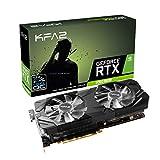 KFA2 26ISL6MPX2EK nVidia GeForce RTX 2060 Super EX 8GB 256-bit GDDR6 PCIe Grafikkarte, schwarz