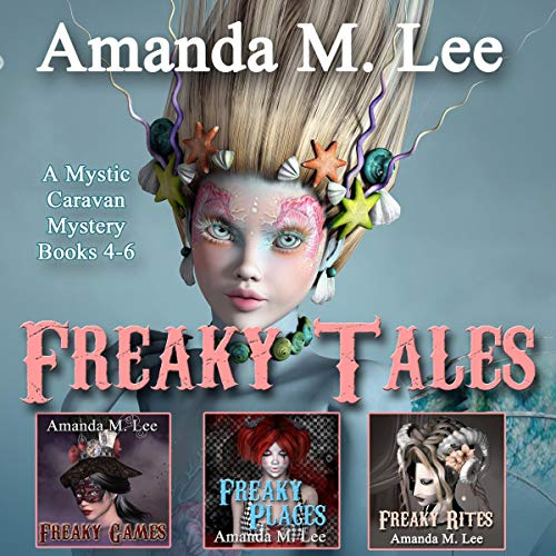 Freaky Tales cover art