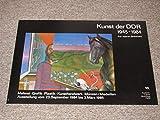 Kunstdruck - Kunst der DDR 1945-1984. Aus eigenen Beständen.