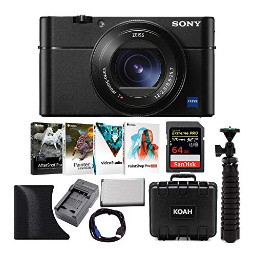Sony DSC-RX100M5A RX100V5 Cyber-Shot Digital...