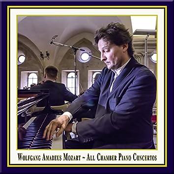 Mozart: All Chamber Piano Concertos
