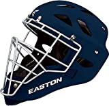 Easton Rival Catcher's Helmet, Red, Large