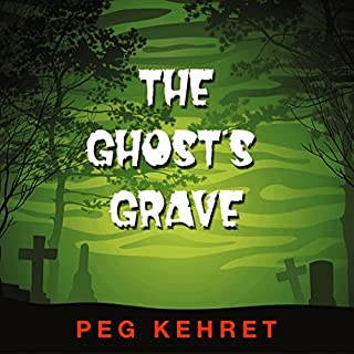 The Ghost's Grave audiobook cover art
