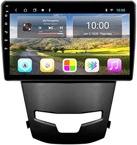 Laytte Coche GPS Navegación 9 Pulgadas para KIA KX5 SPORTAPE 2015-2018 Android Pantalla Vertical MP5 Multimedia Player Video Receptor con 4G WiFi,4core 4g WiFi:2+32gb