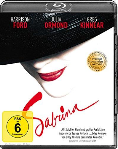 Sabrina [Alemania] [Blu-ray]