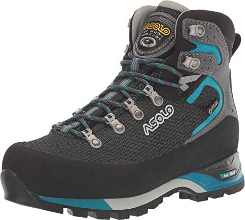 Asolo Corax GV Black/Blue US Women's 6 B (M)