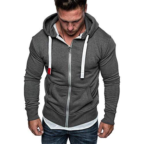 Tyoby Herren Shield Sweat Hoodie Kapuzenpullover Herren jjecorp Logo Sweat Hood noos Kapuzenpullover gottero Sweatshirt für Herren Herren