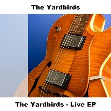 The Yardbirds - Live EP