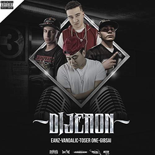 Eanz feat. Toser One, Vandalic & Gibsai
