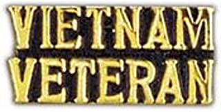VIETNAM Veteran - Original Artwork, Expertly Designed, PIN - 1