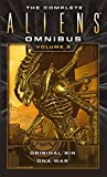 The Complete Aliens Omnibus: Volume Five (Original Sin, DNA War) (English Edition)