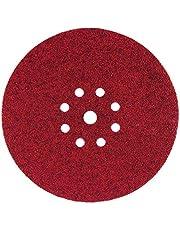 Makita B-68389 - Papel abrasivo, color rojo