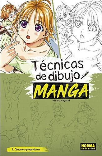 Técnicas de dibujo manga 2: Cánones y Proporciones