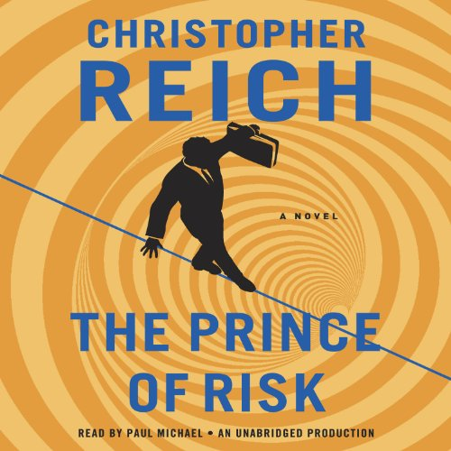The Prince of Risk audiobook cover art