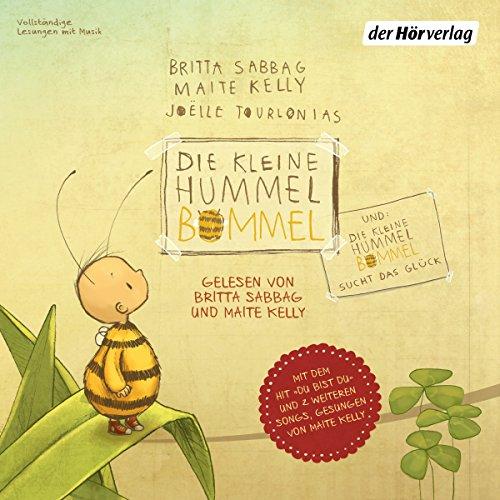 Die kleine Hummel Bommel / Die kleine Hummel Bommel sucht das Glück Titelbild