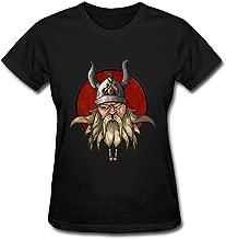 Kingdiny Women's Robbaz Fan Art T Shirt