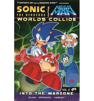 Sonic / Mega Man: Worlds Collide 2 (Paperback) - Common