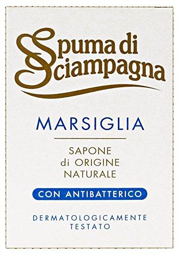 Set 24 soft-siampagna-zeepbakje marseille zeep en cosmetica