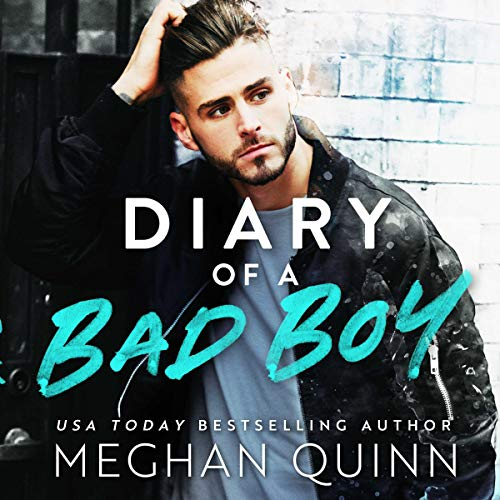 Diary of a Bad Boy audiobook cover art