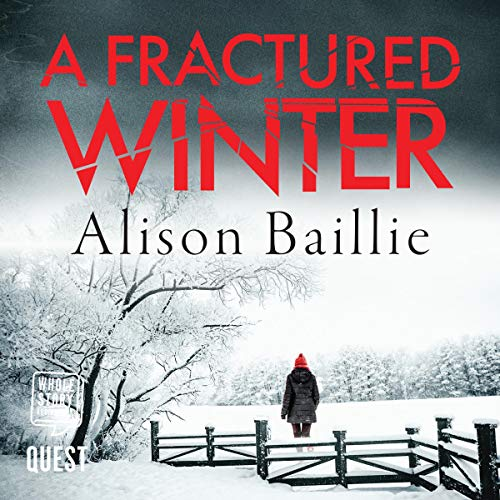 A Fractured Winter audiobook cover art