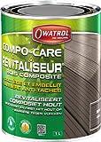 Owatrol Compo Care madera Composite (1L), color marrón