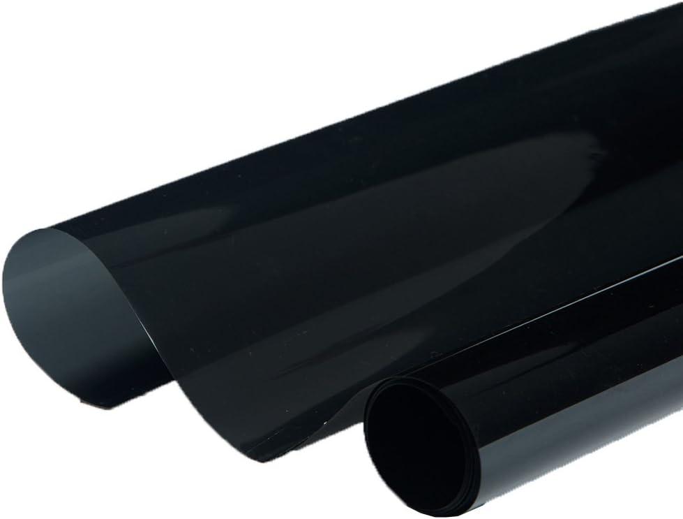 Same day shipping HOHO VLT Max 71% OFF 15% Nano Ceramic Auto Privac Solar Car Film Window Tint