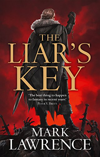 The Liar's Key (Red Queen's War, Book 2) (English Edition)