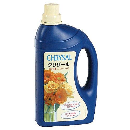 クリザール・ジャパン(Chrysal Japan) クリザール切り花用フラワーフード 1L