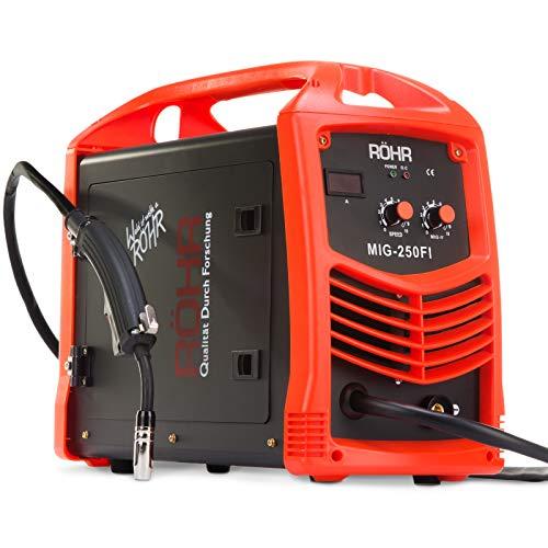 Röhr MIG-250FI 2-in-1 MIG Welder Inverter IGBT Anti-Stick Welding Machine